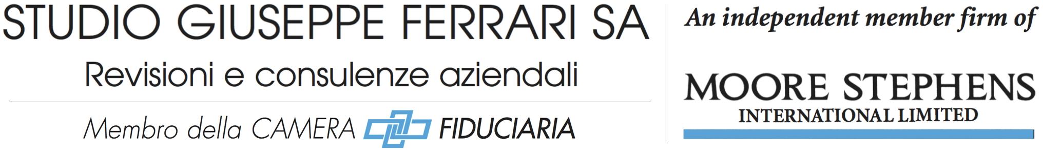 STUDIO GIUSEPPE FERRARI SA